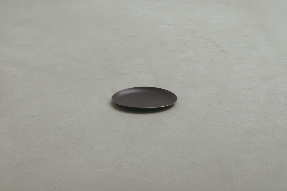 126 round plate 126丸皿