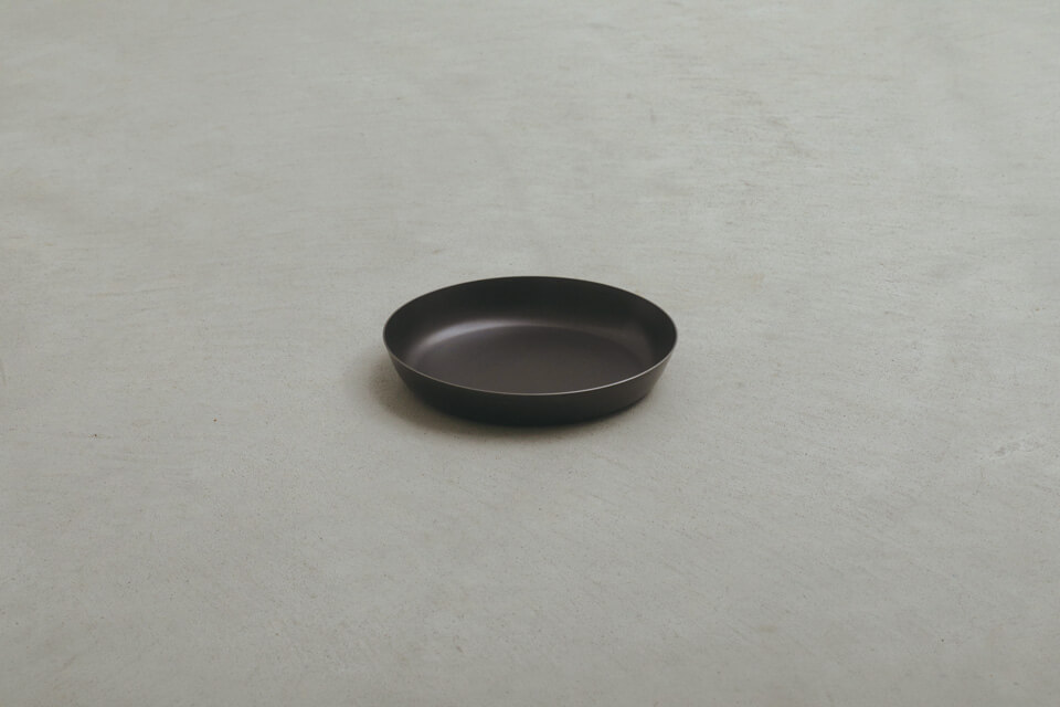 157 round plate 157丸皿